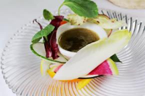 10種類の季節野菜のバーニャカウダ